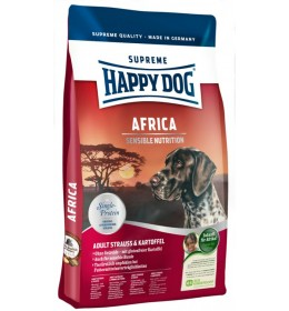 Hrana za pse Happy Dog Supreme Sensible Afrika 12,5kg + 2kg GRATIS