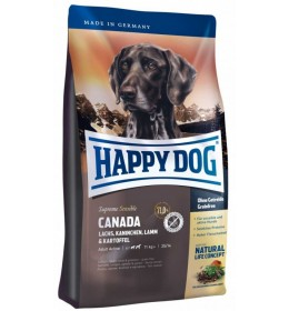 Hrana za pse Happy Dog Supreme Sensible Canada 12,5kg + 2kg GRATIS