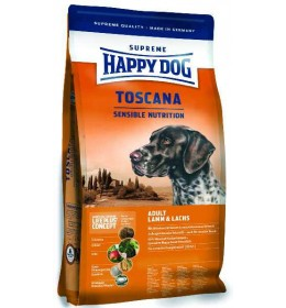 Hrana za pse Happy Dog Supreme Sensible Toscana 4kg