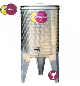 Inox bure za vino 60l