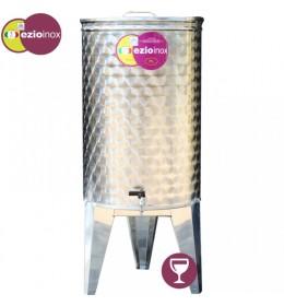 Inox bure za vino 75l