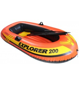 Čamac Explorer 200 set