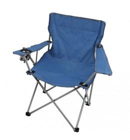 Kamp stolica sklopiva plava
