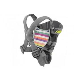 Kengur nosiljka za bebe Infantino Breath Grey