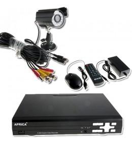 Komplet za video nadzor 8 kamera
