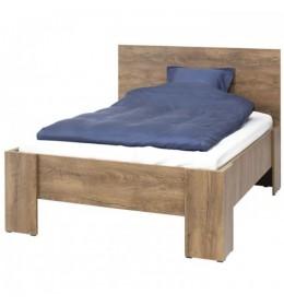Krevet divlji hrast 140 cm x 200 cm
