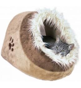 Krevet za macu ili malog psa Minou 41 cm Trixie braon