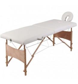 Krevet za masažu beli