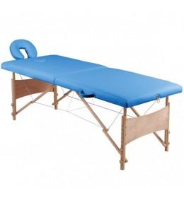 Krevet za masažu plavi