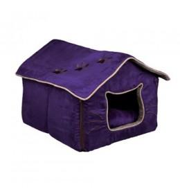 Kućica ležaljka Hilla 40 cm Trixie ljubičasta