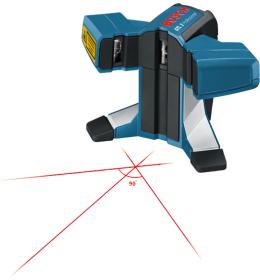 Laser za pločice Bosch Professional GTL 3