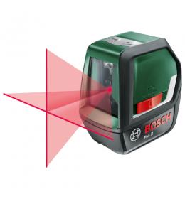 Laser za ukrštene linije Bosch PLL 2