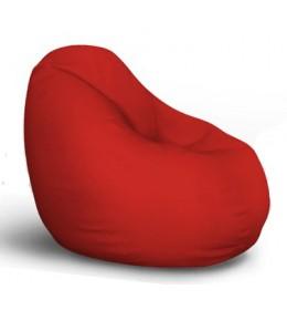 Lazy Bag eko koža crvena S