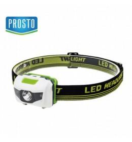 Naglavna lampa LED 1+2 LED NL5306 PROSTO