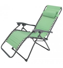Ležaljka Relax zelena