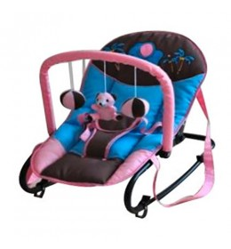 Ležaljka ljuljaška za bebe Puerri Conforte slonče