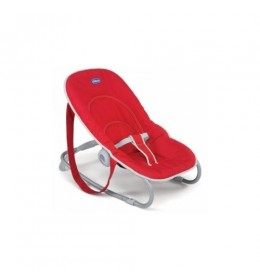Ležaljka ljuljaška za bebe Chicco Easy Relax crvena