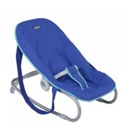 Ležaljka ljuljaška za bebe Chicco Easy relax Marine plava