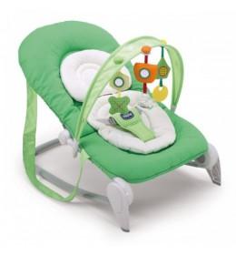 Ležaljka ljuljaška za bebe Chicco Hoopla zelena
