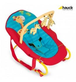 Ležaljka ljuljaška za bebe Hauck Bungee Deluxe Jungle Fun