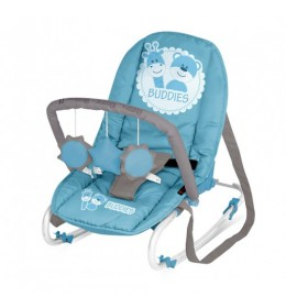Ležaljka ljuljaška za bebe Bertoni Top Relax Buddies