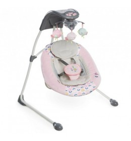 Ljuljaška za bebe Lighten Cradling Swing - Ansley