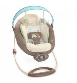 Ležaljka ljuljaška za bebe The Gentle Automatic Bouncer - Sahara Burst