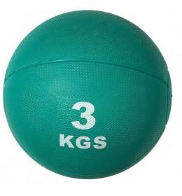 Medicinska lopta AbFit 3 kg