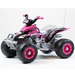 Motor Corral T-Rex Pink Peg Perego