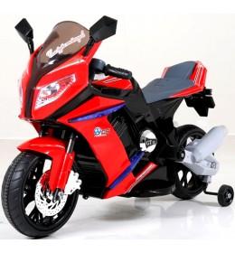 Motor na akumulator BMW crveni