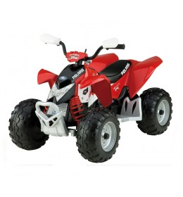 Motor Quad Outlaw Red Peg Perego