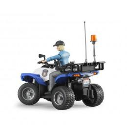Motor Quad sa policajskom BRUDER
