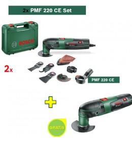 Multifunkcionalni alat Bosch PMF 220 CE set 2 kom + poklon