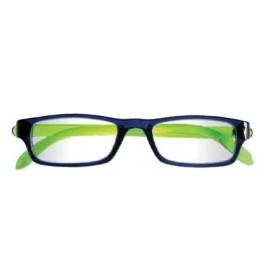 Naočare za čitanje sa dioptrijom Prontoleggo LUMINA teget-zelene