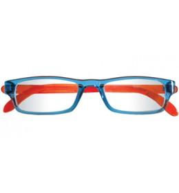 Naočare za čitanje sa dioptrijom Prontoleggo LUMINA plavo-oranž