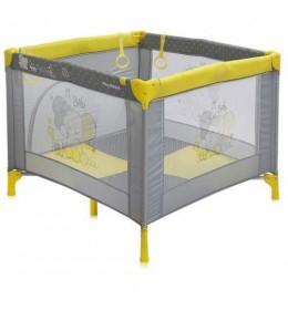 Ogradica za bebe Playstation Yellow Elephants