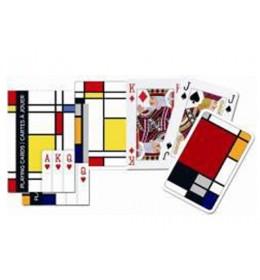 Piatnik karte 1/1 Squares bird