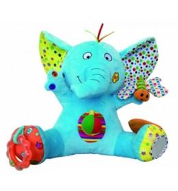 Plišana igračka slon Biba Toys