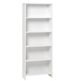 Polica za knjige sa 5 polica snow