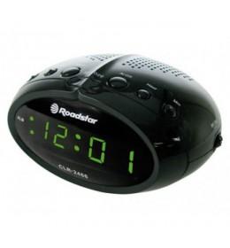 Radio budilnik Roadstar CLR-2466BK