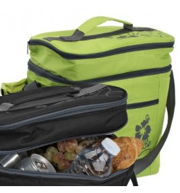 Rashladna torba 13l zelena
