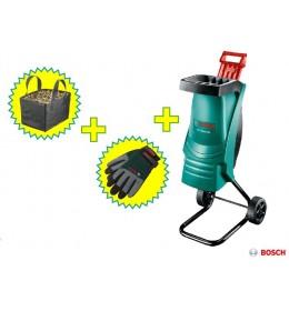 Seckalica za granje Bosch AXT Rapid 2200 + korpa + rukaviceXL