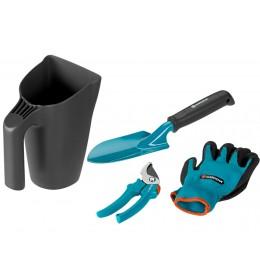 Set baštenskog alata sa kanticom Gardena Basic