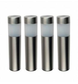 Set solarnih baštenskih lampi 4 kom. MX805/4
