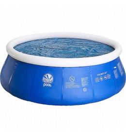 Solarni prekrivač za bazen 390 cm