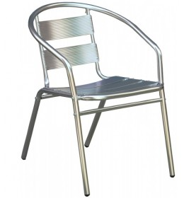 Aluminijumska stolica