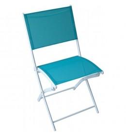 Stolica za baštu plava