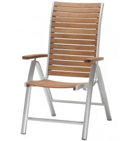 Baštenska stolica Silver