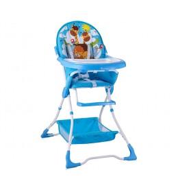 Stolica za hranjenje Bravo Blue Adventure