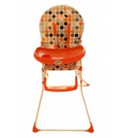 Stolica za hranjenje Puerri Picola oranž